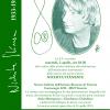 """""""Nichita Stănescu – 80 de ani de la naştere"""" în Noua Galerie a Institutului Român de la Veneţia"""