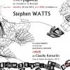 Stephen Watts, invitat la Clubul de lectură Institutul Blecher