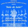 """Liceul de Coregrafie """"Floria Capsali"""" prezintă Gala de Balet"""