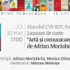 """""""Artă şi Comunicare"""" de Adrian Leonard Mociulschi"""