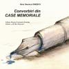 """Lansare de carte expoziţie """"Convorbiri din CASE MEMORIALE"""" de Alina Geanina Ionescu"""