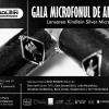 """Gala """"Microfonul de argint"""", la Timișoara"""