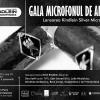 """Gala """"Microfonul de Argint"""" la Timişoara"""
