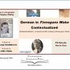 """""""Dicţionarul contextualizat de cuvinte germane în   Finnegans Wake"""", editat de   C. George Sandulescu"""