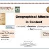 """""""Dicționar de termeni geografici în Finnegans Wake"""", editat de C. George Sandulescu"""