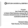 """""""O linie de plutire la orizont"""" de Horia Roşca"""