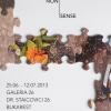 """Expoziţia """"Non-Sense"""" de Iulia Nistor la Galeria 26"""