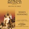 Remus Henning concertează la Castelul Peleş