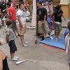 """""""Dialog social prin circ"""", spectacol de stradă în Reşiţa"""