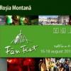 FânFest Roșia Montană, aflat la ediția a opta