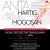 Soprana Anita Hartig și tenorul Cristian Mogoșan concertează în Bistrița