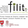28 de scriitori ieşeni, reuniţi în antologii lansate la Festivalul Internaţional de Literatură şi Traducere (FILIT)