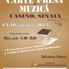 """""""Salonul de Carte, presă şi muzică"""", ediţia a IV-a"""