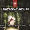 """""""Promenada Operei"""", cu artiști, trăsuri și mașini de epocă"""