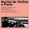 Gabriel Croitoru și Horia Mihail, în concert la Lisabona