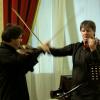 Prima confruntare din cadrul Duelului Viorilor, la Braşov