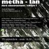 """""""Metha – lan. fără electricitate / ediţia I"""""""