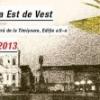 """Festivalul Internațional de Literatură de la Timișoara (FILTM) """"La Vest de Est / La Est de Vest"""""""
