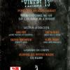 "Festival de literatură horror ""Vineri 13"" la Club A"