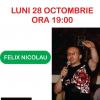 Felix Nicolau, invitat la Amnezia Mondays