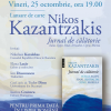 """""""Jurnal de călătorie. Italia, Egipt, Sinai, Ierusalim, Cipru, Moreea"""" de Nikos Kazantzakis"""