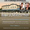 """Festivalul Literar Internaţional """"Romeo şi Julieta la Mizil"""", ediţia a VII-a"""