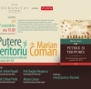 """""""Putere si teritoriu. Ţara Românească medievală (secolele XIV-XVI)"""", de Marian Coman"""