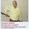 Scriitorul François Garde vine la Timişoara
