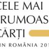 """Expoziția """"Cele mai frumoase cărți din România"""", prezentată la Bookfest Iași"""