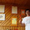 Cristian Bădiliță, îmblânzitorul de păsări și extratereștri