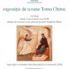 Expoziție de icoane Toma Chituc
