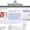 A fost lansată pagina web usrpoezie.ro