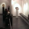 """Expoziție de sculptură """"Concav – convex"""" la galeria Triade"""
