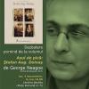 """""""Asul de pica: Ştefan Aug. Doinaş"""" de George Neagoe, în dezbatere la Bucureşti"""