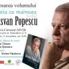 """Volumul """"Cutia cu maimuţe. Jurnal"""" de Răsvan Popescu a fost lansat la București"""