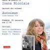 Seară de poezie cu Ioana Nicolaie, la Librăria Humanitas de la Cișmigiu