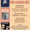 Triplă lansare de carte la Brașov