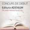 Editura Adenium lansează un concurs de debut
