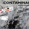 """""""Contaminare"""", un performance art cu Irinel Anghel şi Valentina Chiriţă"""