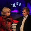 """Tania Filip şi Florin Zamfirescu, în """"Doi pe o bancă"""""""