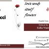 """""""Mario Petrucci, love sends itself flowers. iubirea își trimite flori, Texte paralele"""", în ediție electronică"""