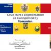 """Clive Hart's Segmentation as Exemplified by Romanian"", lansat online"