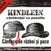 """""""Cântece pentru Război și pace"""", cu Emil Kindlein"""