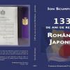 """""""133 de ani de relații România – Japonia"""", de Ion Scumpieru"""