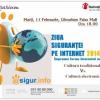 """""""Cultură tradițională vs. Cultură eletronică"""", dezbatere de Ziua Siguranței pe Internet"""