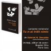 """Lansarea romanului """"Tu n-ai trăit nimic"""", de Gabriel H. Decuble, la București"""