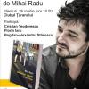 """Jurnalistul Mihai Radu lansează primul său roman: """"Sebastian, ceilalţi şi-un cîine"""""""