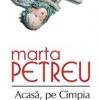 """Romanul """"Acasă, pe Cîmpia Armaghedonului"""", de Marta Petreu, publicat în Franța"""
