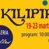 Kilipirim, ediţia de primăvară, la Sala Dalles