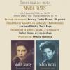 """""""Însemnările mele"""", două volume eveniment publicate la un secol de la naşterea poetei Maria Banuş"""